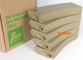 Beta-Project 30 rds Magpul mags for M4 series DE (5 pcs@box)