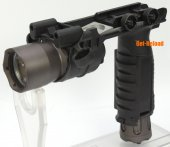 Element M910A CREE LED Foregrip WeaponLight Flashlight