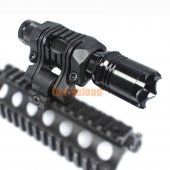 R2 A5 Cree LED 200lm Flashlight w/ 5points quick mount for 20mm