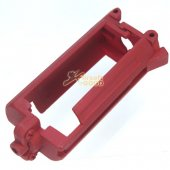 Army Force Motor Mount for AK Series AEG (Red)