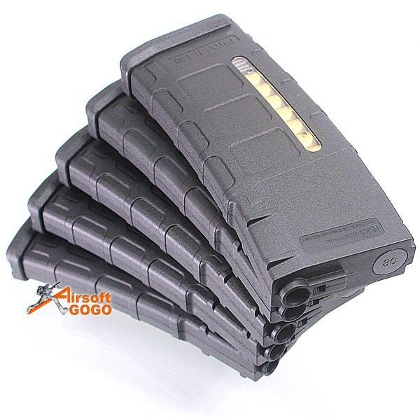 Chargeur Mid-cap Pmag 120bbs noir M4 Btpj-mag-pmag75b5-bk_01