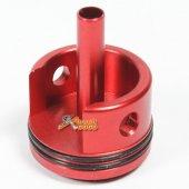 SHS CNC Aluminum Cylinder head for M4 Ver.2 Long w/ Pad