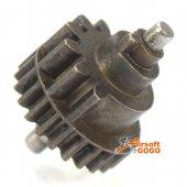 SHS Steel Double Gear For Mac 10/MP7/Vz61 AEG Series