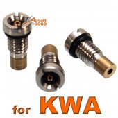 Alpha Parts Inlet Valves for KWA Gas Magazine