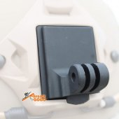 Aluminum Fixed Mount For Gopro Hero3 Hero2 HD And NVG Mount Base