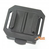 Aluminum Mount For Gopro Hero3 Hero2 HD And NVG Mount Base