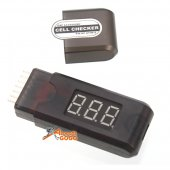 G&P Portable Lithium Battery Meter