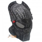 Wolf Bio Predator Protective Helmet Mask /w LED light for Airsoft Paintballing Cosplay