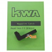 KWA Magazine Catch for KRISS VECTOR GBB (Part No.11)