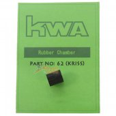 KWA Rubber Chamber for KRISS VECTOR GBB (Part No.62)