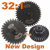 SHS New Design 32:1 Infinite Torque Up Gear Set for Gearbox V2/3