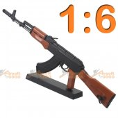 1:6 AK74 model for Toy Action Figure