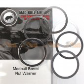 Madbull Barrel Nut Washer, Includes 2mm/1mm/0.15mm/0.1mm Washers