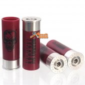 A.P.S. CO2 Cartridge for CAM 870 Shotgun (4pcs Pack RED)