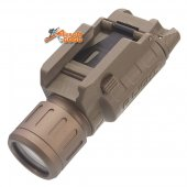 Beta Project P-Light Weapon Mounted Flashlight (250 Lumen / DE)