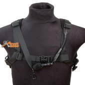 Pro-Arms High-Speed Shoulder Sling (Black)