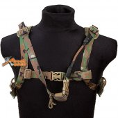 Pro-Arms High-Speed Shoulder Sling (Multi Camo)