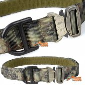 TMC Army Style Combat Velcro BELT Quick Release Assault - MAD -Size: L