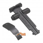 APS AK Rear Sight with Spring Plate