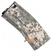 DYTAC Water Transfer 300rd Magazine for M4 AEG ACU