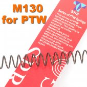 SHS M130 Spring for Systema PTW AEG
