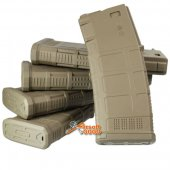 Beta project 140rd EXP Airsoft M4 M16 AEG Magazine Dark Earth (5pcs/Box)