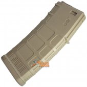 Beta project 140rd EXP Airsoft M4 M16 AEG Magazine Dark Earth