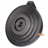 BattleAxe 3500rds Electric Drum Magazine for AK