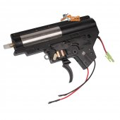 Apple Airsoft Complete Gearbox Set Rear Wire for M4 AEG