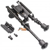 CYMA 6-9 inch Folding Bipod with RAS Adaptor
