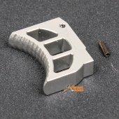 CNC Trigger for Tokyo Marui Hi-Capa/M1911 (Silver)