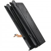 WE Double Barrel 1911 GBB Pistol 15 rounds Magazine (Black)