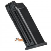 WE Double Barrel G17 GBB Pistol 24 rounds Magazine (Black)