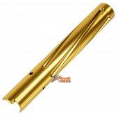 5KU Non-Recoil Outer Barrel (Spiral) for Hi-Capa 5.1 - Gold