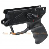 Azimuth A3 Type Lower Receiver for Umarex / VFC MP5 GBB