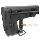 A.P.S. RS1 Foldable Stock for APS Airsoft AEG (Black)