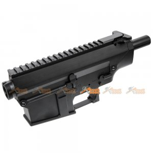A&K Metal Receiver for A&K , Classic Army SR-25 AEG (Black)