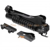E&C MP046B Metal M203 Granade Launcher For M4 Series (Shorty Type)