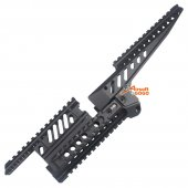 JG X47 Rail RAS System for Airsoft AK AEG Classic Army / Cybergun CYMA ICS APS SRC