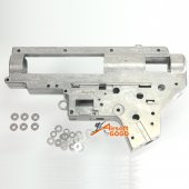 Deep Fire Reinforced Gearbox Case Ver.II with 6mm Bearing for M16 / NP5 / G3