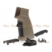 APS PHANTOM Overload Pistol Grip for M4/M16 AEG Rifle (TAN)