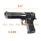 1:2.05 Desert Eagle Die-Cast Metal Gun Model