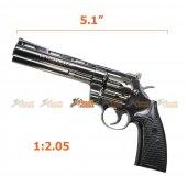 1:2.05 Colt Python Die-Cast Metal Gun Model