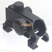 25mm Airsoft AEG MP5 Red/Green Dot Sight Scope