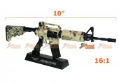 16:1 M4A1 Die-Cast Metal Gun Model