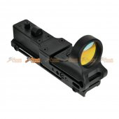 Railway Red Dot Sight Reflex for IPSC 20mm Rail RIS (Black)