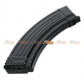 40rd CO2 Magazine for GHK AKM Series Airsoft GBB (Black)