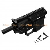 E&C Colt Type M4 AEG Metal Body ( Black )