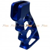5KU CNC Metal LWP Grip for WA M4 Airsoft GBB (Blue)