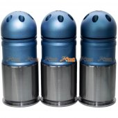 Spartan Doctrine M433 40mm 60rd Grenade x3 (Blue)